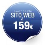 Sito Web Economico a 159€