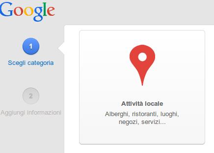 come creare una pagina google plus locale