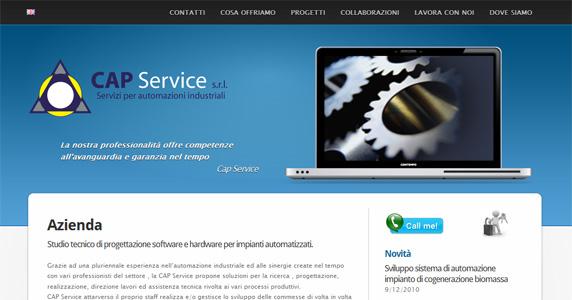 Portfolio: Cap Service