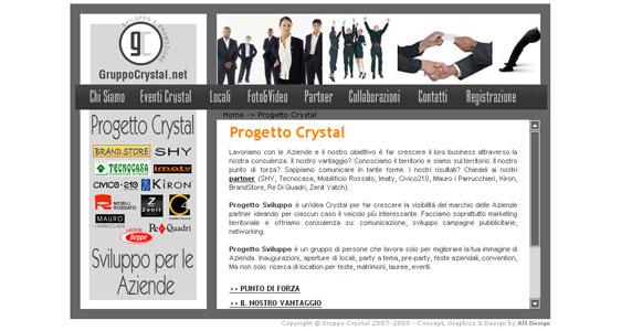 Portfolio: Gruppo Crystal